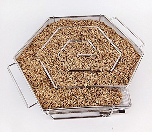 Grill Smoker Box For smoker wood chips