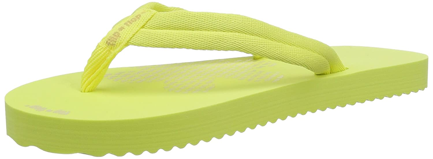 flip flop Slim Tex, Tongs Femme, Vert (Waterfall), 38 EU