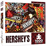 MasterPieces Hershey's 1000 Puzzles Collection - Hershey's Mayhem 1000 Piece Jigsaw Puzzle