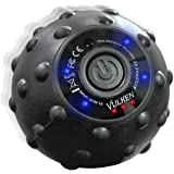 Vulken Acusphere 4 Speed High Intensity Vibrating Massage Ball for Muscle and Fitness, Plantar Fasciitis Pain Relief…
