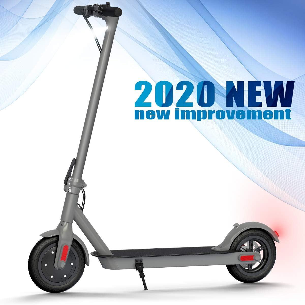 urbetter Mi Scooter Eléctrico, Patinete eléctrico Plegable Adulto y niño, con Alcance de 20 Km, 25km/h