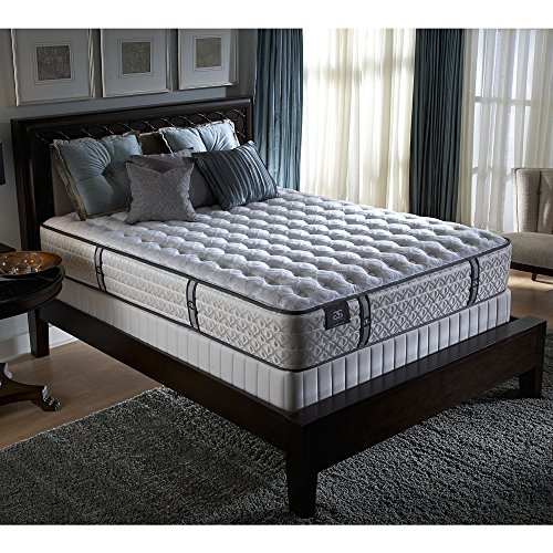 g s stearns luxury firm mattress queen mattress with box spring buy online in uae. Black Bedroom Furniture Sets. Home Design Ideas