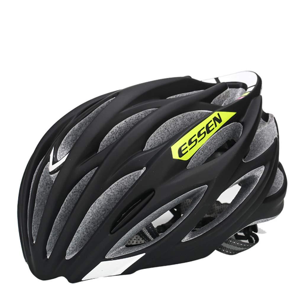 Lilongjiao Fahrradhelm, ultraleichter Fahrradhelm für Erwachsene, Verstellbarer Sonnenhut, Fahrradhelm, geeignet für professionellen Sicherheitsschutz für Männer und Frauen