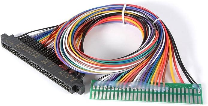 XCSOURCE® arnés de cableado de extensión de Bricolaje Ampliar ...