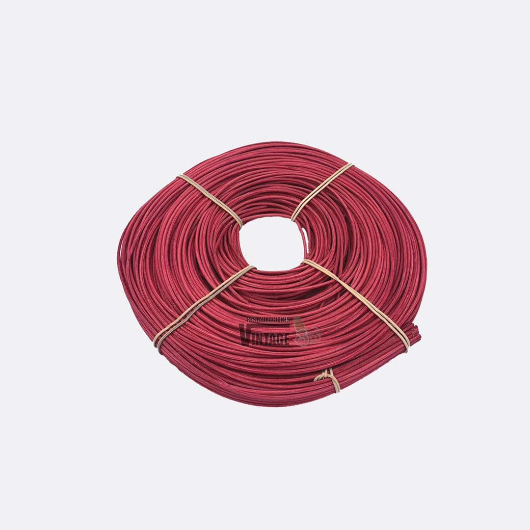 Mimbre para cester/ía en varios colores di/ámetro 2,5 mm Natural