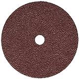Bosch T4240 7 In. 25 Grit 24 Arbor Abrasive Sanding Discs