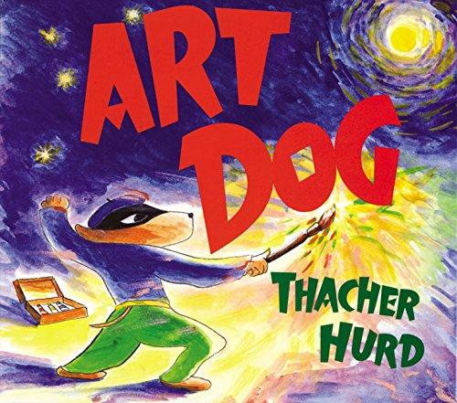 Art Dog by Harper Collins