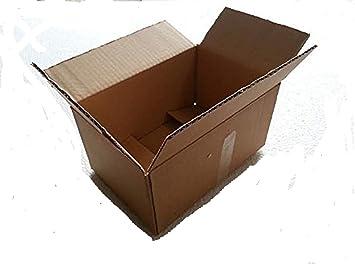 RETI DAMORA 20 Piezas Caja de cartón Embalaje envío 23 x 16 x 12