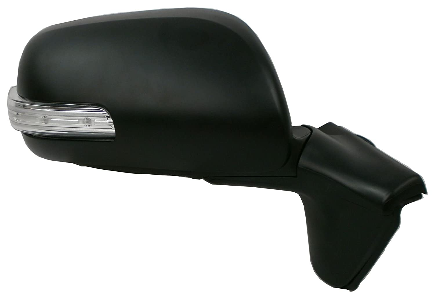 Door Wing Mirror Electric Primed O//S Driver Right