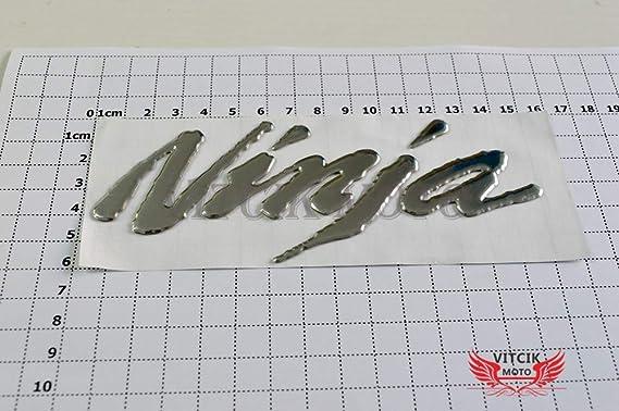 VITCIK Calcomanías para Motos, Adhesivo para Moto Ninja ...