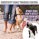Petsonik Dog Barking Deterrent Collar, Waterproof