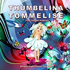 """""""Thumbelina"""" is a fairy tale by famous poet and story teller Hans Christian Andersen. """"Thumbelina"""" is a story about about a tiny petite girl who had to confront obstacles far greater than her size. """"Thumbelina"""" contains lessons of optimism an..."""