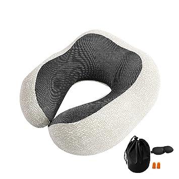 Amazon.com: YLYP - Almohada cervical de viaje de espuma ...
