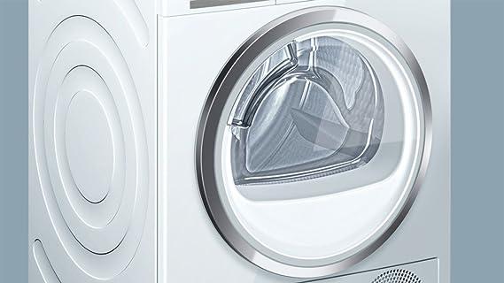 Siemens wt w ff wäsche trockner autonome bevor belastung