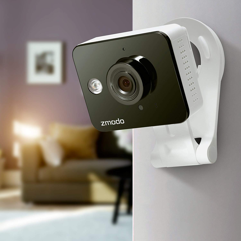 Zmodo Two-Way Audio Mini WiFi Home Security Camera (2 pack) by Zmodo (Image #2)