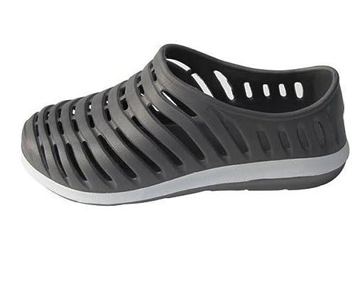 LOBTY Erwachsen Clogs Herren Pantoffeln Sandalen Schuhe Flats herren Flip flops Gr.39-44