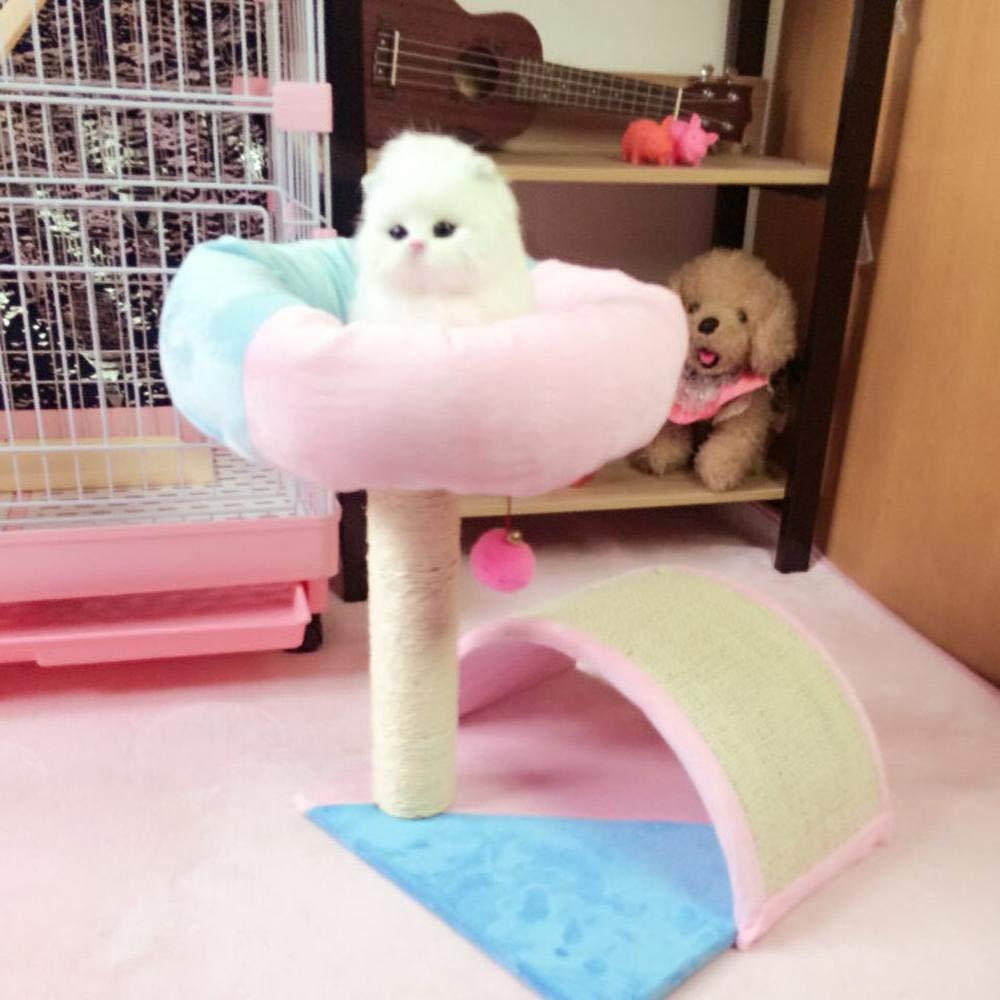 Weiwei Cat climbing frame cat stand cat jumping cat Litter cat tree cat grab pillar 36cm 36cm  45cm