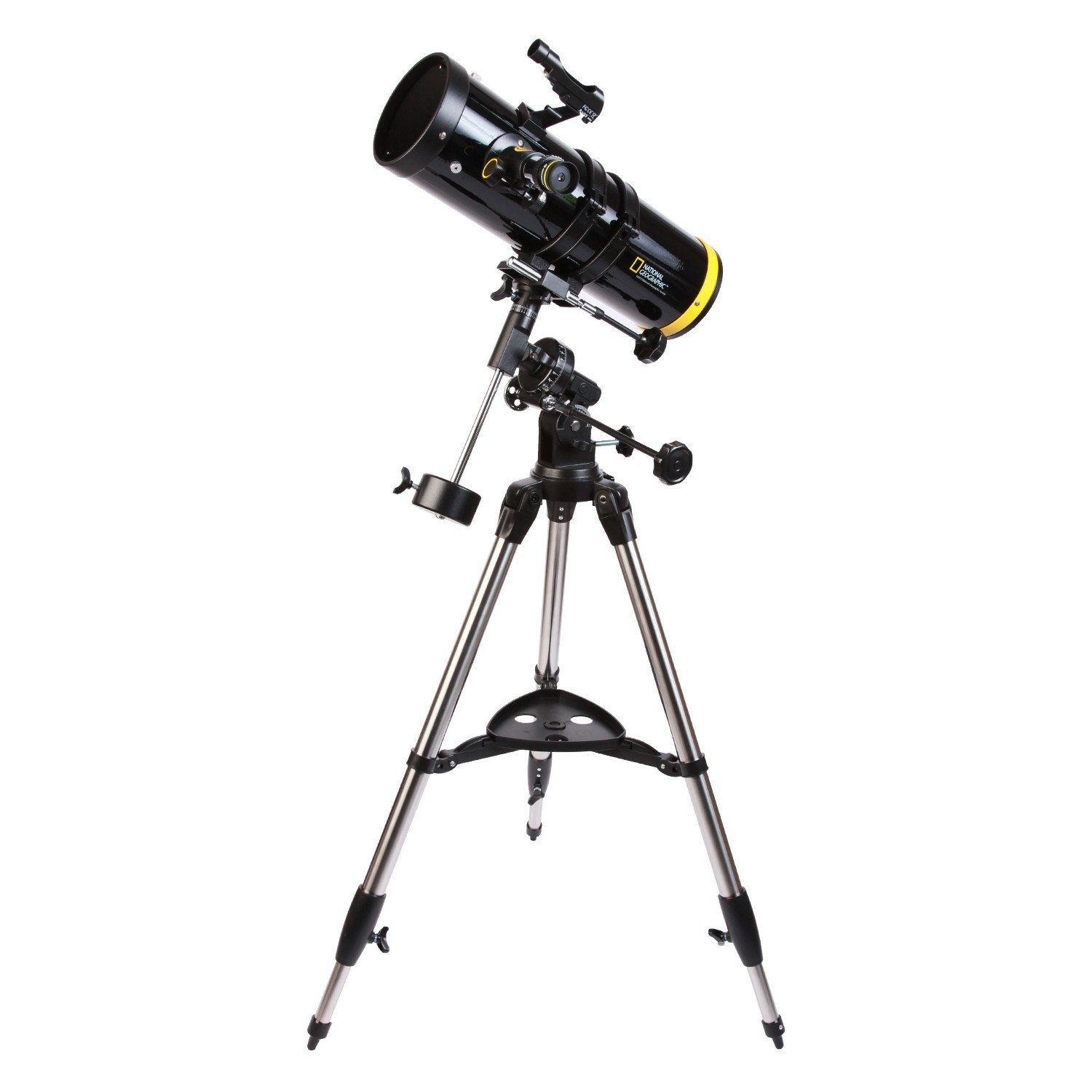 National Geographic Series EQ Telescope, 114mm by National Geographic