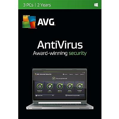 AVG Antivirus | 3 PCs | 2 Years Twister Parent