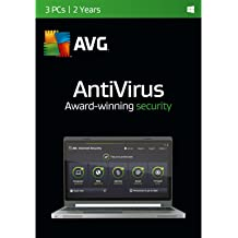 AVG AntiVirus, 3PCs, 2Years(download)