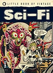 The Little Book of Vintage Sci-Fi [With Magnet(s)]