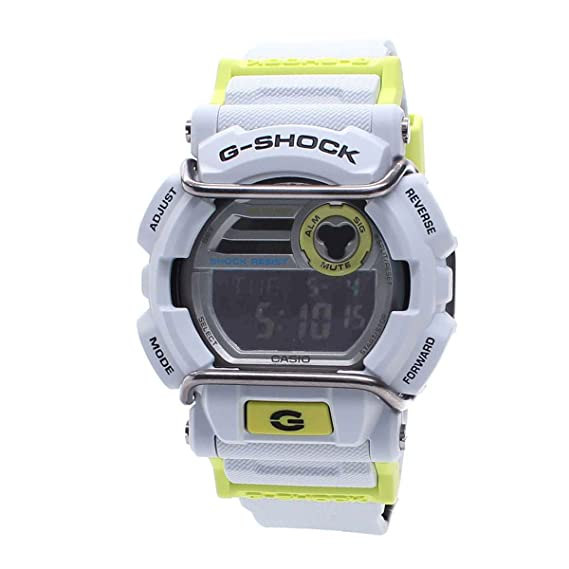 Casio Herren G SHOCK Digitale Sportart Quartz Reloj (Modelo de Asia) GD-400DN-8D: Amazon.es: Relojes