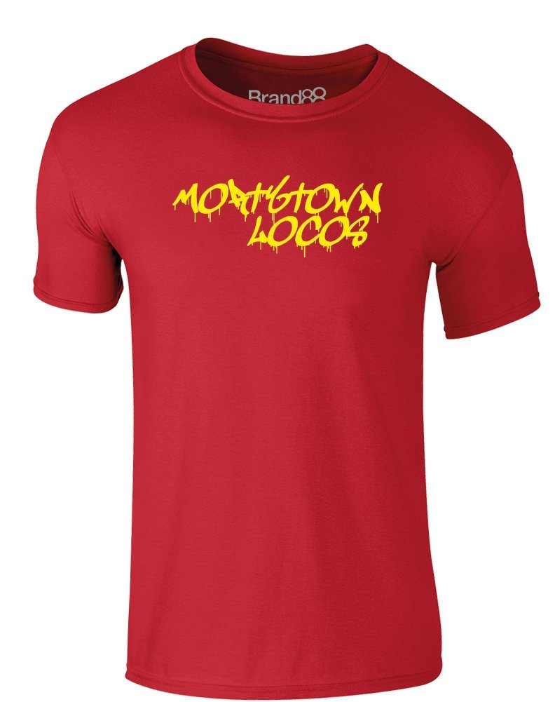 Mortytown Locos Adults T Shirt 6254