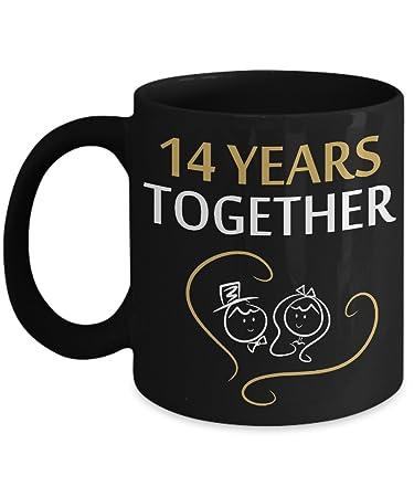 Amazon 14 Years Together 14 Wedding Anniversary Gifts