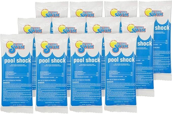 Amazon.com: En la piscina Swim cloro Choque&ndash ...