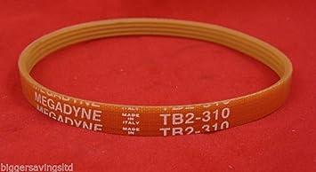 Performance Power Tb2-310 Nlh6Ltcom - Correa de compresor de Aire