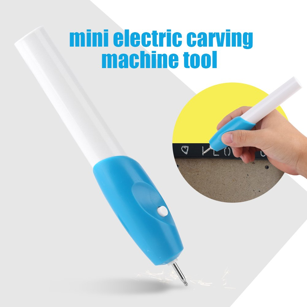 Cordless Electric Engraving Pen Carving Tool for DIY Jewelry Metal Glass