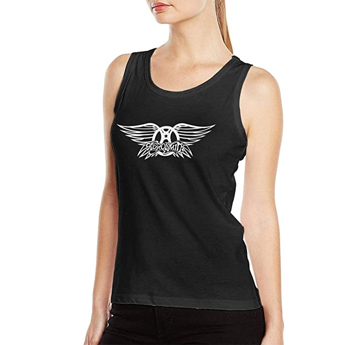 Amazon.com: Maria D Miller Aerosmith - Camiseta de tirantes ...