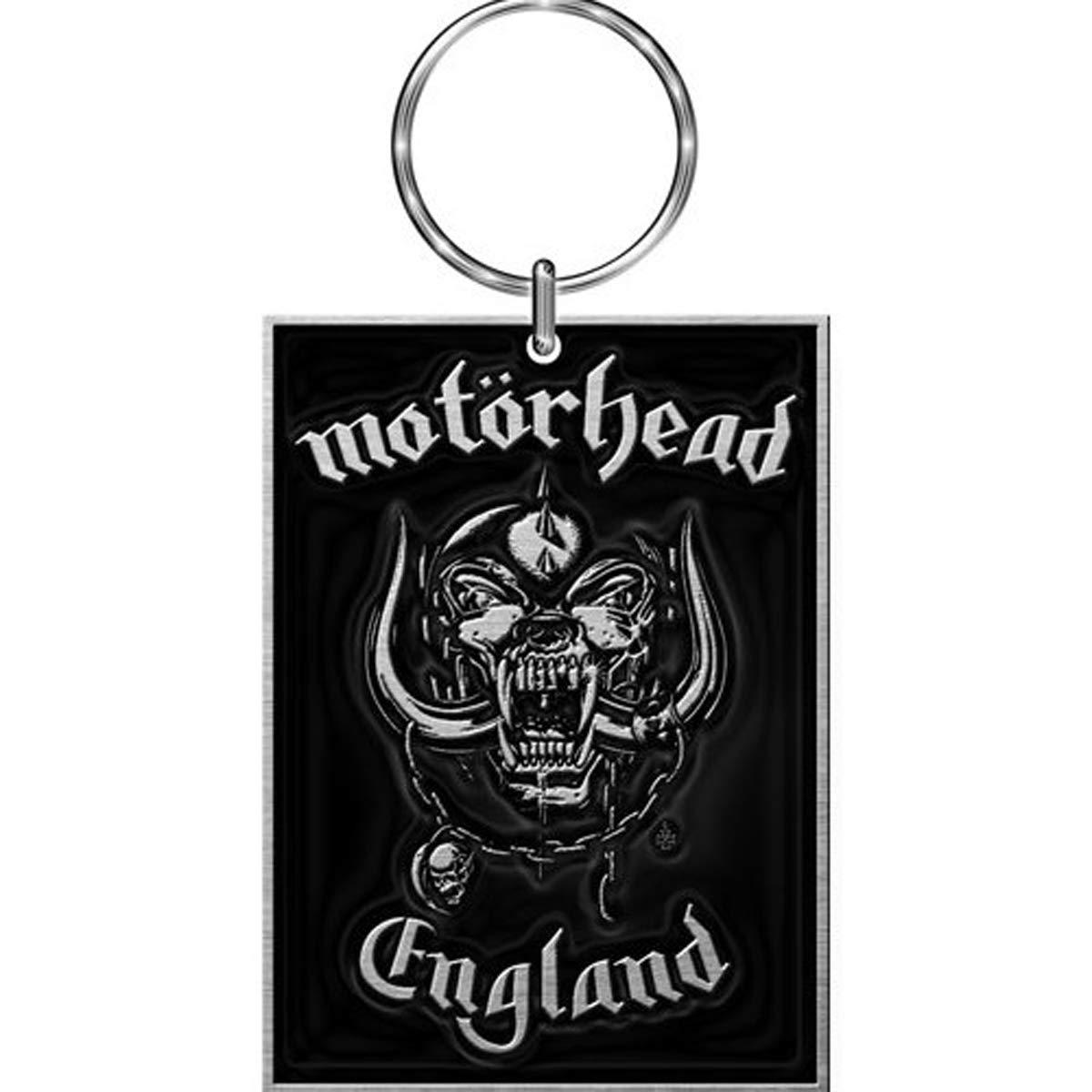 Tee Shack Motorhead England Lemmy Kilmister llavero con ...