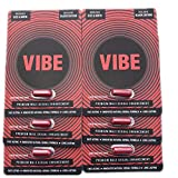 New Black VIBE Male Sex Enhancement Pills Strong Effects Increase Libido (6)