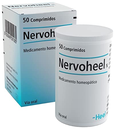 Nervoheel N Heel/ Complex homeopathic medicine for oral use 50 tabs