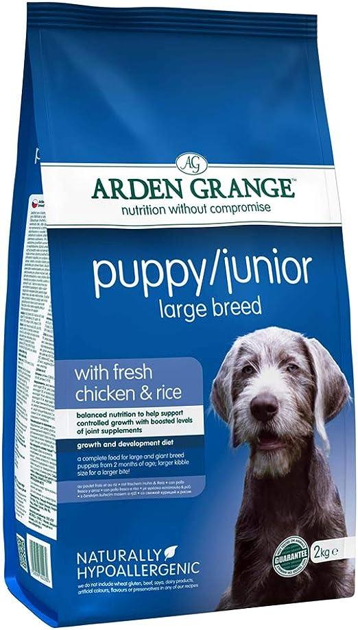Arden Grange Puppy/Junior Large Breed Dog Food