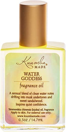 Kuumba Made Fragrances (Water Goddess, 1/2oz (14.79ml))