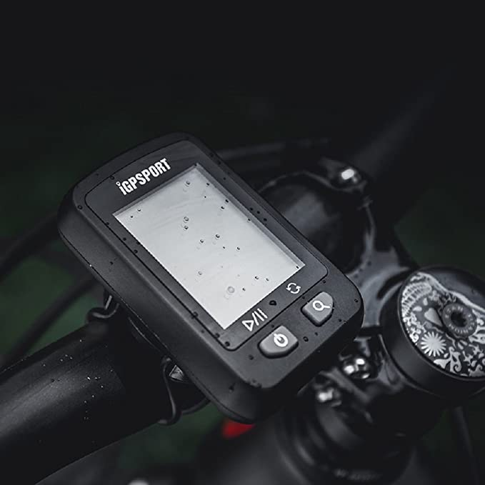 iGPSPORT Bike Computer GPS Wireless Waterproof 20E Cycling Computer Bicycle Cycle Speedometer Odometer Only Support Kilometer