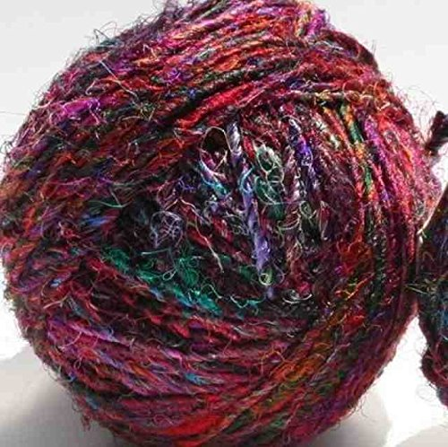 Darn Good Yarn - Premium Recycled Sari - Recycled Yarn