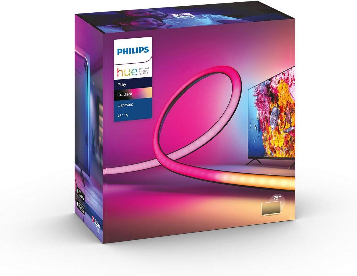 Philips 78479900 - Tira de LED para televisores de 75 pulgadas: Amazon.es: Iluminación