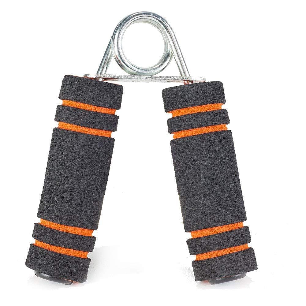 HARISON Hand Grip Strengthener Soft Foam 2 Color Green Orange