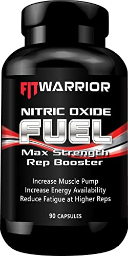 Nitric Oxide Rep Booster