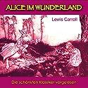 Alice im Wunderland Hörbuch von Lewis Carroll Gesprochen von: Heiner Lamprecht
