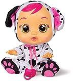 IMC Toys Bebés Llorones Dotty Dalmata Muñeca, única 96370