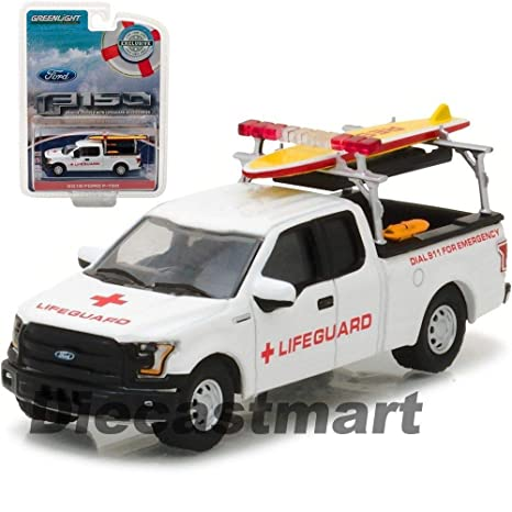 Amazoncom 2016 Ford F 150 164 Diecast Model Car 29899