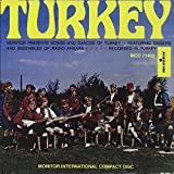 Songs & Dances of Turkey by Radio Ankara Ensemble (1996-12-17)