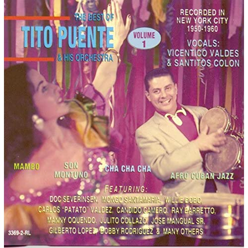 The Best Of Tito Puente Vol.1