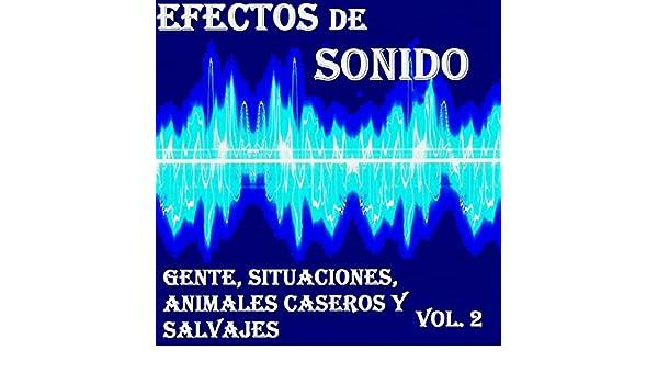 Efectos de Sonido, Gente, Situaciones, Animales Caseros y Salvajes Vol. 2 by Orquesta Club Miranda on Amazon Music - Amazon.com