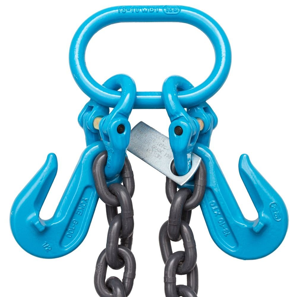 Cargo Shipping BA Products G10-12DC 1//2 G100 SEA CONTAINER LOADING V BRIDLE Moving V CHAIN Storage