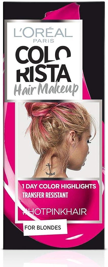 LOréal Paris Colorista Hair Makeup Hot Pink